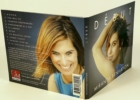 Digipack four panel single tray