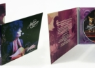 Six Panel digipack with single tray and pocket