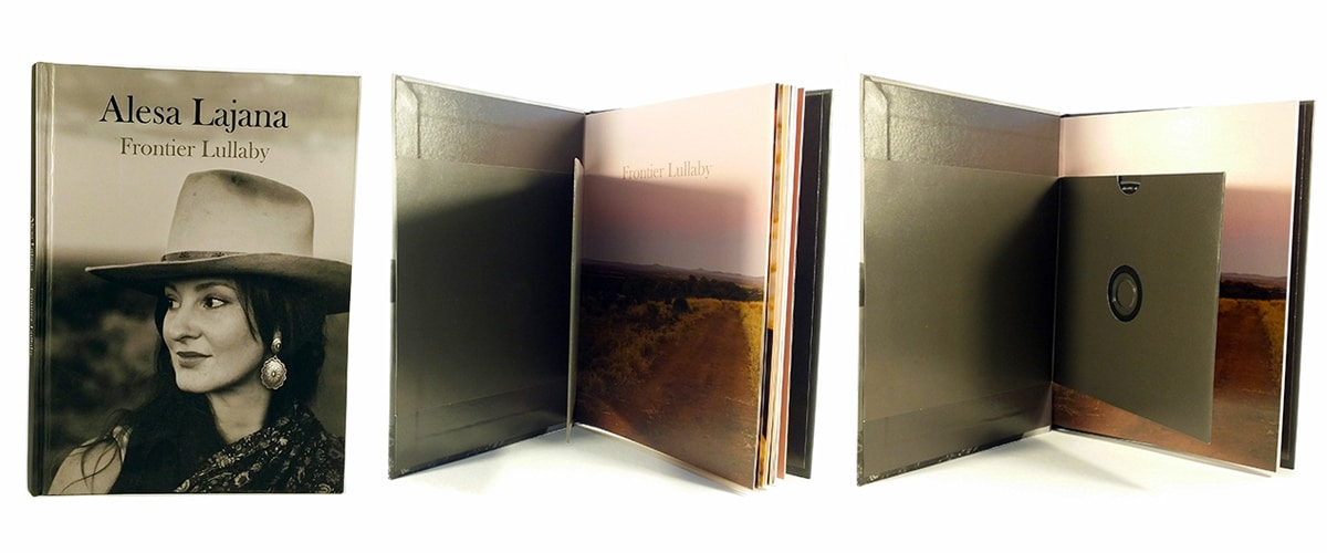 A5 Hard cover Book Inside view