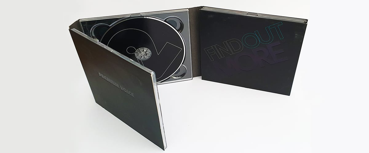 8 panel digipack inside view 2 CD case